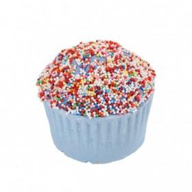 Muffin effervescent  au beurre de karité myrtille - Carton 6