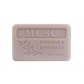9 Savons 100g filmés, étiquetés - MUSC
