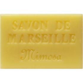 Savonnette Marseille 60g mimosa - Boite 16