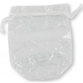 Sacs plastiques transparents avec cordelette - Lot 20