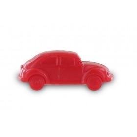 Savon voiture coccinelle rouge - Sac 50