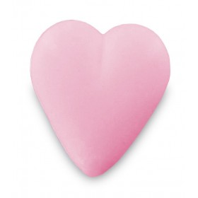 The pink Heart 40g - Box of 250