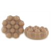 Massage solid shampoo - Box of 27 - Colored hair