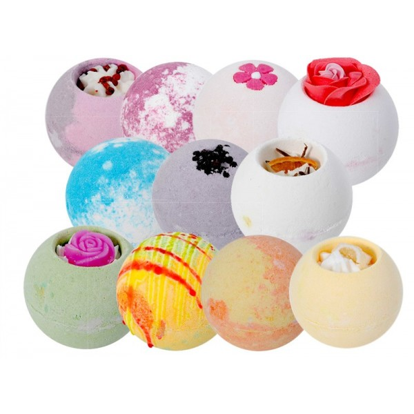 Large ball Fizzers 180g Romantic - Box of 11