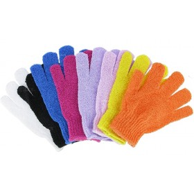 Gants peeling - Lot de 12