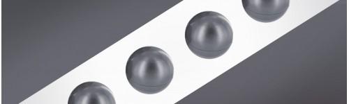 Round bath pearls